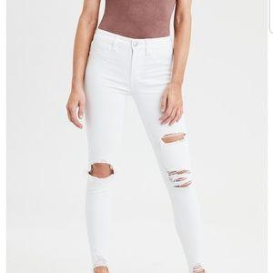 American Eagle NE(X)T Level High Waisted Jeans